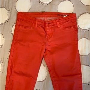 Blank NYC Red Jeans - size 26